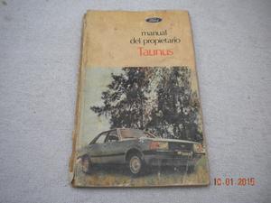 manual ford taunus