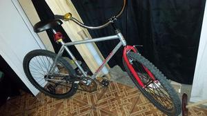 vendo hermosa bici rodado 26