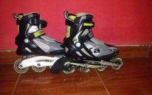 vendo rollers talle 42