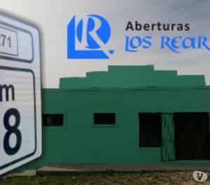 ABERTURAS LOS REARTES