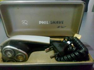 Afeitadora antigua Philishave de luxe