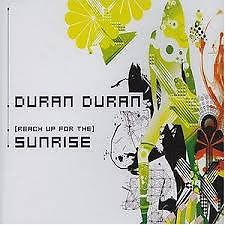CD DURAN DURAN MAXI SINGLE REACH UP FOR THE SUNRISE CD NUEVO