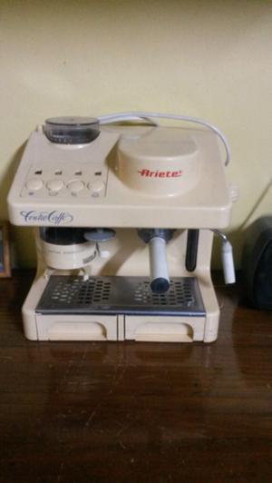 Cafetera expres electrica usada