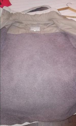 Campera de abrigo de hombre usado en buen estado