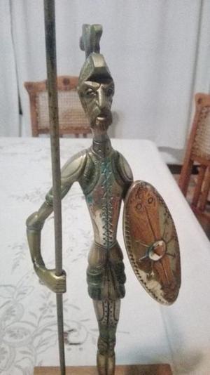 Don Quijote Escultura De Bronce