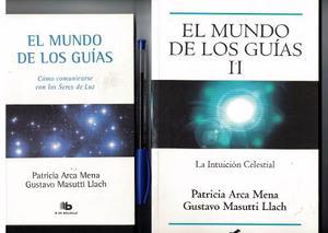 El Mundo De Los Guias Tomo 1 Y 2 Patricia Arca Mena Envios