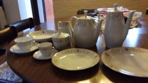 Juego de porcelana Verbano para 12 personas