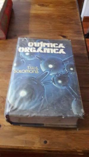 Libro de quimica organica de salomons universitario