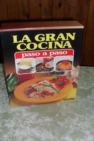 Libros De Cocina La Gran Cocina Paso A Paso