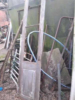 Lote 4 puertas antiguas