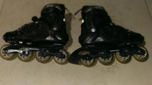 Roller Rollerblade Spit Fire 76 Mm. Expandible 35 A 38.