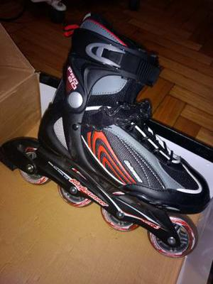 Rollers Bladerunner Pro80 Importados Talle 41.5 Muy Poco Uso