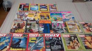 Vendo revistas Antiguas de colección