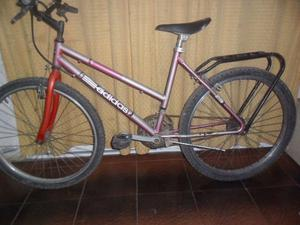 bicicleta de mujer rod 26