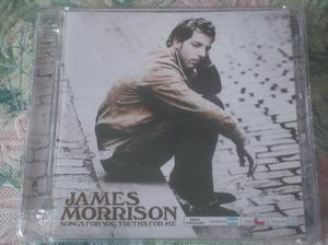 cd james morrison songs for you truths for me
