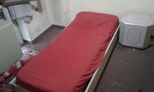 juego de dormitorio 1 plaza laqueado