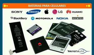 Baterias originales LEER MODELOS DISPONIBLES