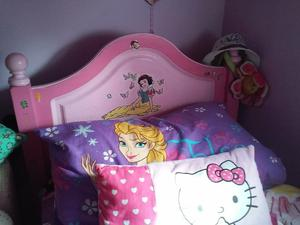 Hermosa cama princesa laqueada tigre2 posot class - Cama princesa nina ...