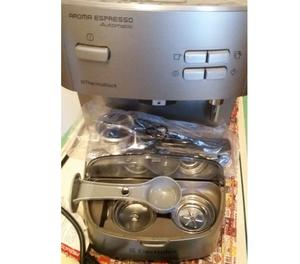 Cafetera Expreso Electrolux - IMPECABLE