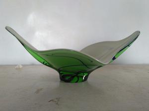 Centro de mesa de vidrio RETRO