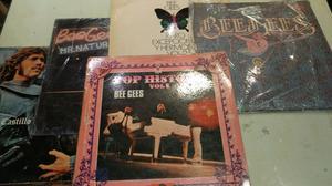 Discos vinilos lote de 5 discos de BEE GEES