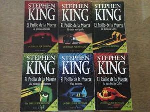 El pasillo de la muerte - Stephen King - 6 tomos