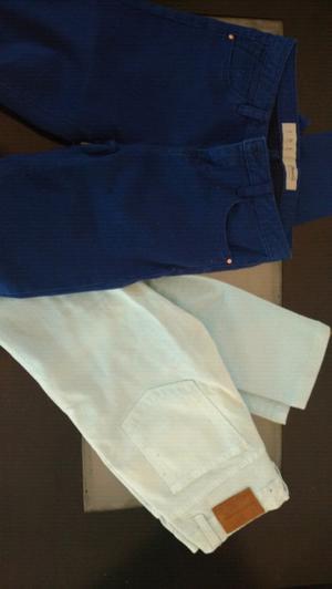 Jeans sin uso!!! Chupin, vendo por error de talle!!