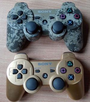 Joysticks PS3 orginales con poco uso