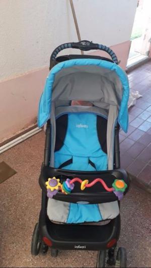 Kit Cochecito Infanti + Cochecito paraguitas usados en