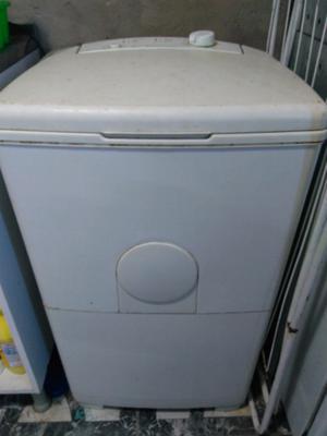 Lavarropa semiautomatico Drean usado + secarropas Kohinoor