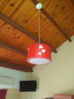 Lámpara de colgar
