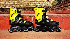 "PATINES ROLLERS ""STREET BOSS"""