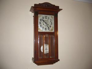 Reloj de Péndulo para Pared Antiguo