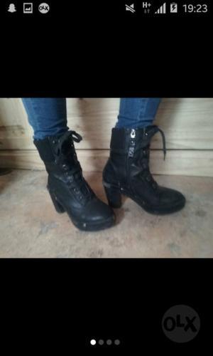 Zapatos de cuero 36