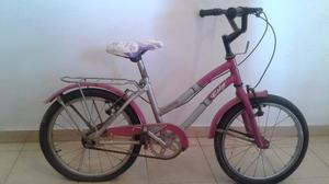 bicicleta para niña