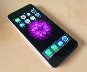 iPhone 6 DE 16 GB PARA PERSONAL Y MOVISTAR