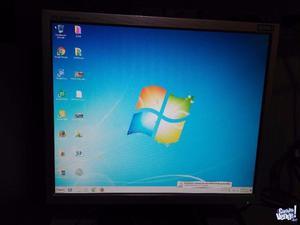 "vendo monitor LG 17"" FLATRON LSF"