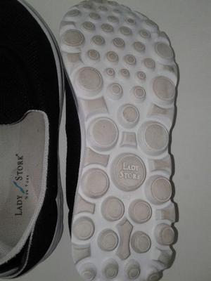 zapatillas de Lady Stork