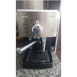 Cafetera Express Philips Saeco Poemia Impecable!!!