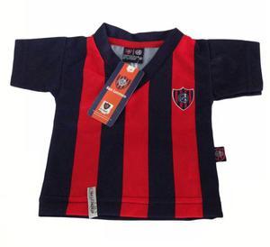 Camiseta Bebe San Lorenzo Licencia Oficial