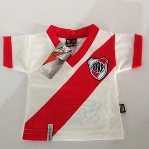 Camiseta River Plate Bebe Licencia Oficial