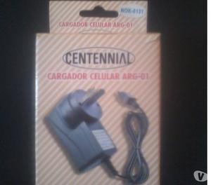 Cargador para celular ARG-01. NOK- CENTENNIAL