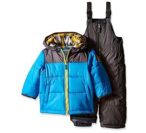 Conjunto Carters/oshkosh Impermeable Snowsuit Nieve Original