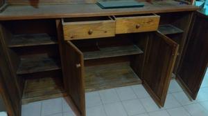 """Mueble para cocina, living, Modular cristalero de """" La"""