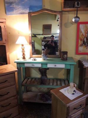 Muebles estilo campo