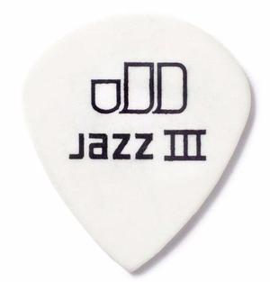 Púas Dunlop Tortex Jazz 3,73mm Pack X 3