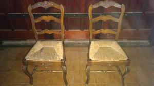 Sillas provenzal estilo francés (2)