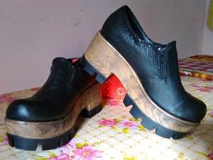 Vendo Zapato Negro