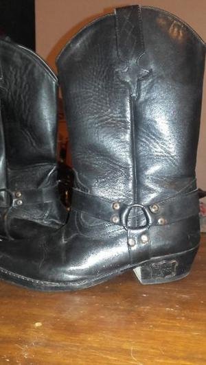 Vendo botas texanas 100% cuero