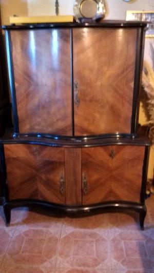 Vendo lote de muebles antiguo excelente